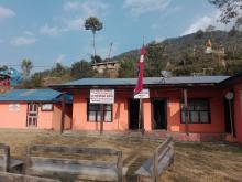 लिखुपिके गाउँपालिकको कार्यालय